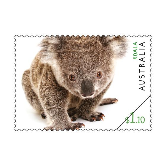 Set of Australian Fauna II stamps product photo Internal 2 DETAILS