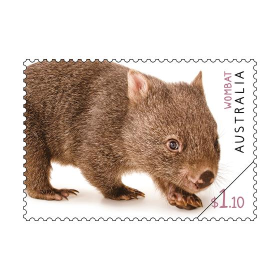 Set of Australian Fauna II stamps product photo Internal 3 DETAILS