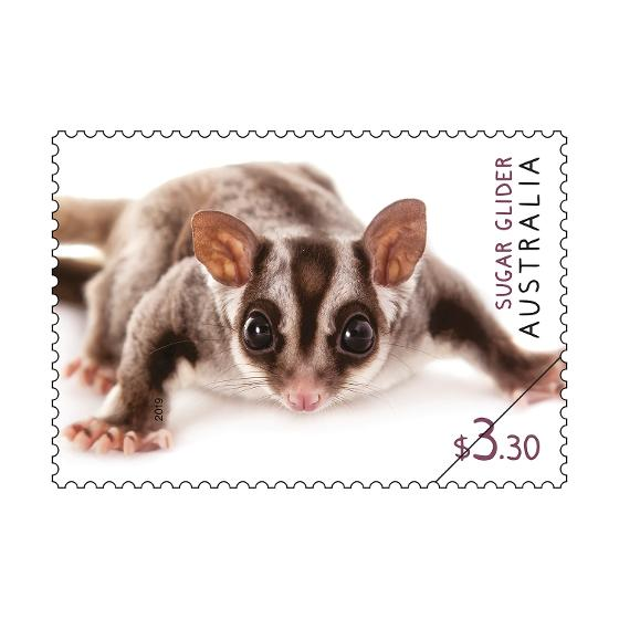 Set of Australian Fauna II stamps product photo Internal 5 DETAILS