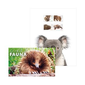 Australian Fauna II stamp pack product photo