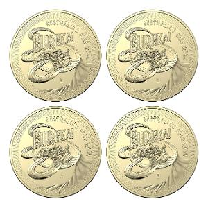 2020 Eureka! Australia's Gold Rush mintmark and privy mark set product photo