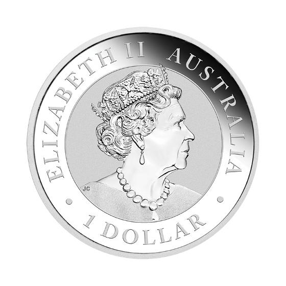 2020 Happy Birthday 1oz silver proof coin product photo Internal 5 DETAILS