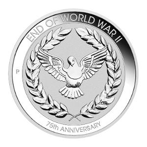 2020 1/10oz Silver coin in card product photo