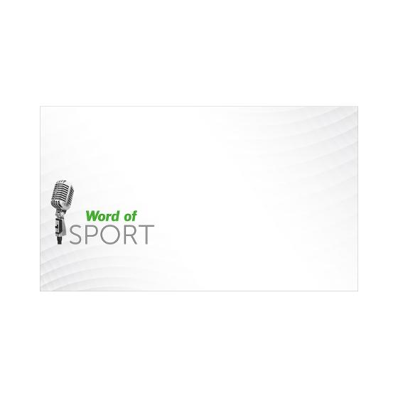 Pictorial envelope for the Word of Sport stamp issue product photo Internal 1 DETAILS