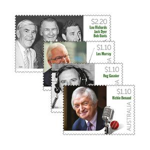 Set of Word of Sport stamps product photo