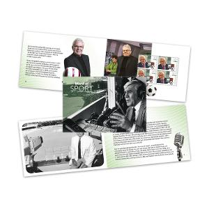 Word of Sport prestige booklet product photo