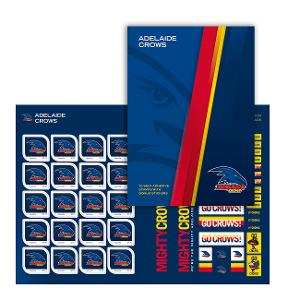 AFL 2020 Adelaide Football Club stamp pack product photo