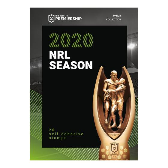 NRL 2020 stamp collection product photo Internal 3 DETAILS