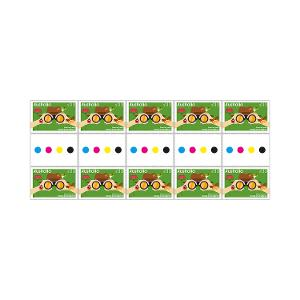 Gutter strip of 10 x $1.10 QuestaGame stamps product photo
