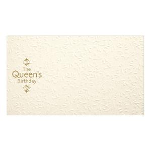 Pictorial envelope for The Queen's Birthday 2020 stamp issue product photo