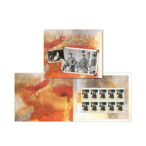 Anzac Day 2020 concertina pack product photo