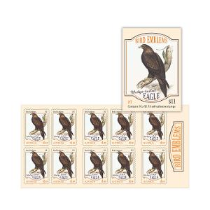 Booklet of 10 x $1.10 Wedge-tailed Eagle stamps product photo