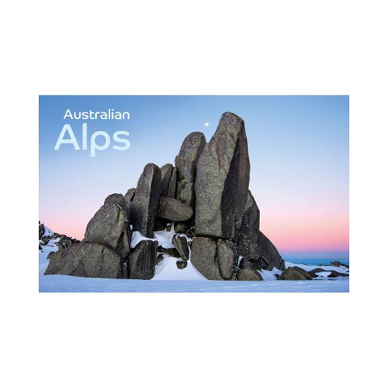 Australian Alps stamp pack product photo Internal 1 DETAILS