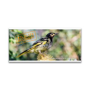 Chequebook of 20 x 10 x $1.10 Regent Honeyeater stamps product photo