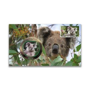 Wildlife Recovery stamp and medallion cover product photo