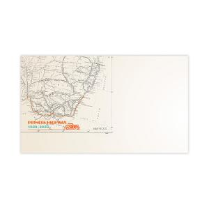 Pictorial envelope for the Princes Highway: 1920-2020 stamp issue product photo