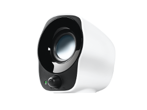 Logitech Z120 Compact Stereo USB Powered Speakers product photo