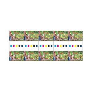 Gutter strip of 10 x $2.20 Rudolph International Christmas rate stamps product photo