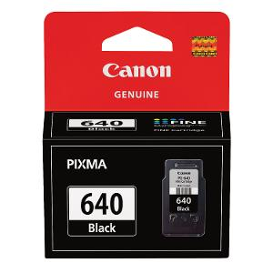 Canon PG-640 Black Ink Cartridge product photo
