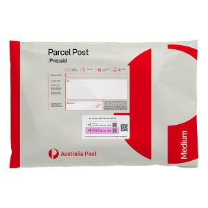 Parcel Post Medium Satchel - 10 pack product photo