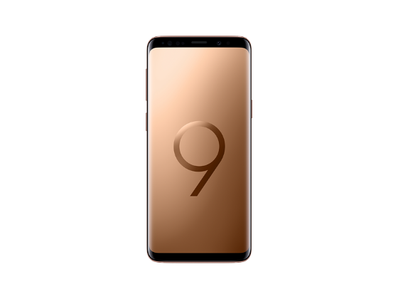 Samsung Galaxy S9 64GB Gold product photo Internal 1 DETAILS