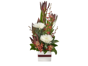 Flower Bouquet - Garnet product photo
