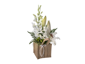 Flower Bouquet - Aster product photo