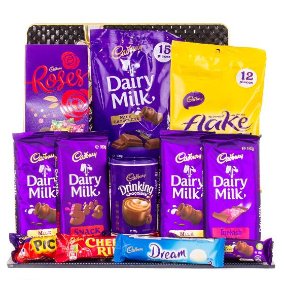 All Things Cadbury Hamper product photo Internal 1 DETAILS