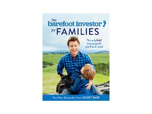 Barefoot Investor For Families product photo