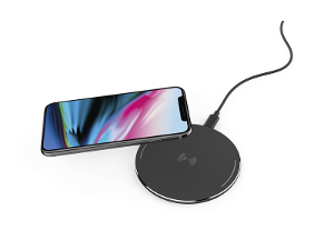 iBright 7.5W Wireless Qi Phone Charger product photo