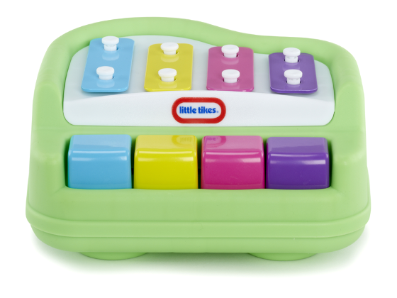 Little Tikes Tap a Tune® Piano product photo Internal 1 DETAILS