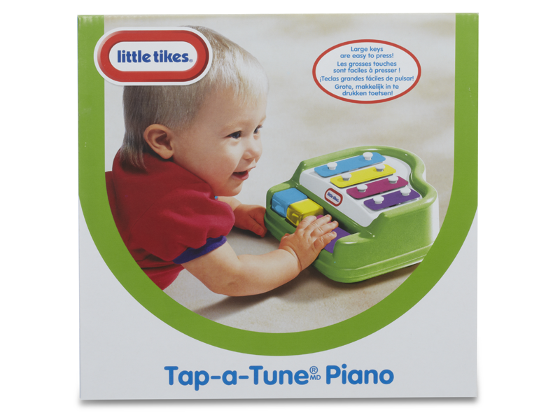 Little Tikes Tap a Tune® Piano product photo Internal 2 DETAILS