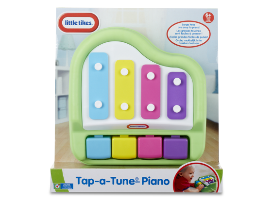 Little Tikes Tap a Tune® Piano product photo Internal 3 DETAILS