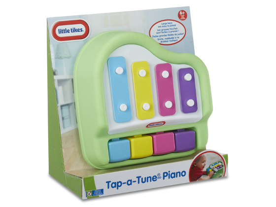 Little Tikes Tap a Tune® Piano product photo Internal 4 DETAILS