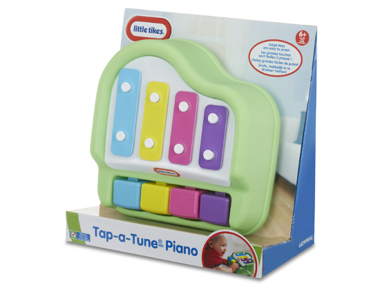 Little Tikes Tap a Tune® Piano product photo Internal 5 DETAILS