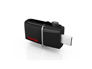 SanDisk Ultra® Dual USB Drive V2 product photo
