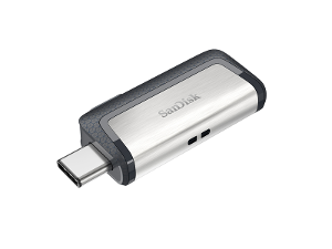 SanDisk Ultra® Dual USB Type-C product photo