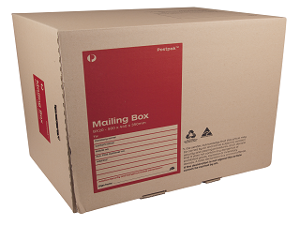 Mailing Box (BX20) - 500 x 440 x 350mm - 10 pack product photo