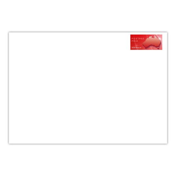 Large C4 prepaid envelope up to 500g - Pack of 10 product photo Internal 1 DETAILS