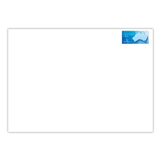 Large B4 prepaid envelope up to 500g - Pack of 10 product photo Internal 1 DETAILS