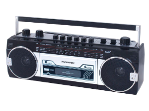 Thomson Bluetooth Radio with Cassette Player product photo