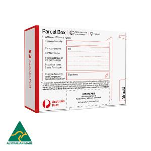 Parcel Box - Small - 220 x 160 x 70mm - 20 pack product photo