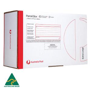 Parcel Box - Extra Large - 440 x 277 x 168mm - 20 pack product photo