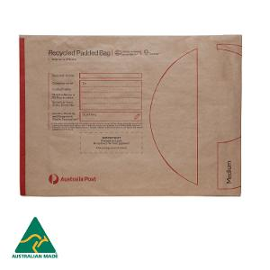 Recycled Padded Bag - Medium - 380 x 270mm - 100 pack product photo