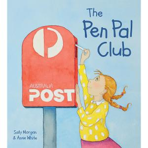 The PenPal Club Book product photo