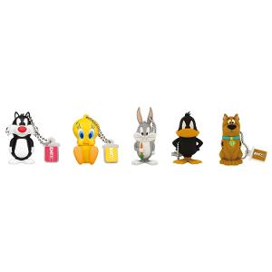 Emtec 16GB Looney Tunes Character USB's product photo