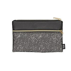 Typo Archer Pencil Case - Black Splatter product photo
