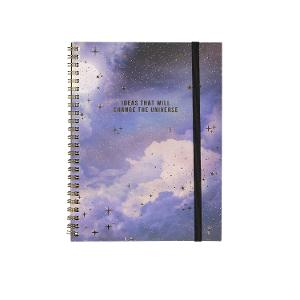 Typo A5 Spinout Notebook - Change the Universe product photo