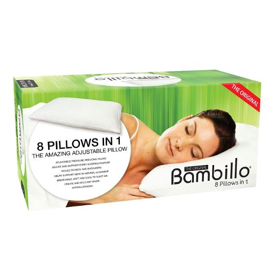 Bambillo Pillow product photo Internal 4 DETAILS