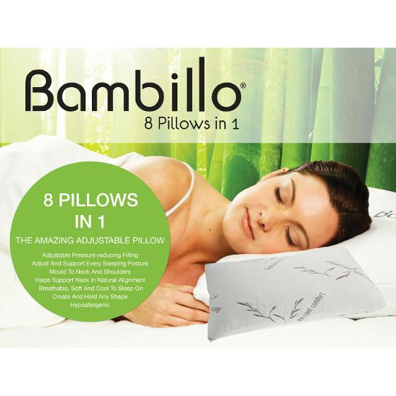 Bambillo Pillow product photo Internal 5 DETAILS